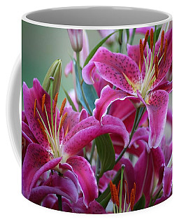 K And D Lilly 4 Coffee Mug