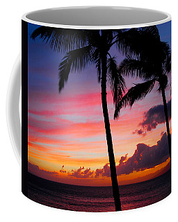 Kaanapali Sunset  Kaanapali  Maui Hawaii Coffee Mug