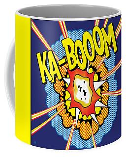 Kabooom Coffee Mug