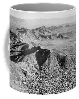 Kabul Mountainous Urban Sprawl Coffee Mug