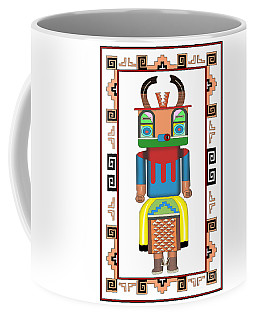 Kachina Doll Coffee Mug