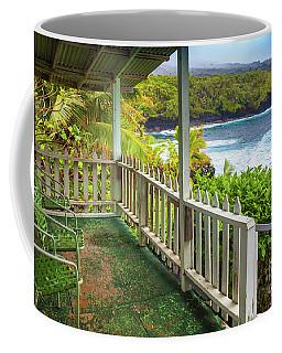 Kahanu Porch Coffee Mug