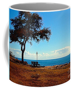 Kahe Point Beach Park Coffee Mug