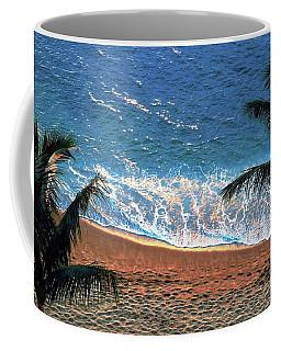 Kahana Sea And Sand Coffee Mug