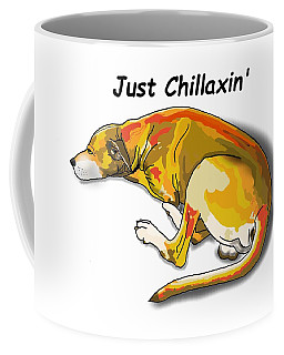Kai Chillaxin' Coffee Mug
