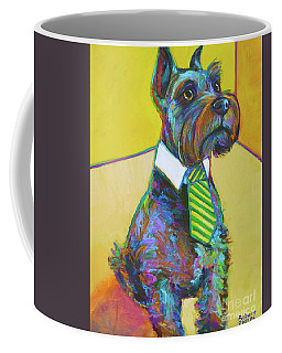 Kaiser Coffee Mug by Robert Phelps