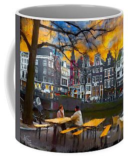 Kaizersgracht 451. Amsterdam Coffee Mug