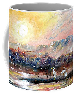 Kakadu Coffee Mug