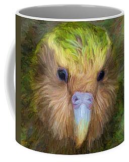 Kakapo Coffee Mug