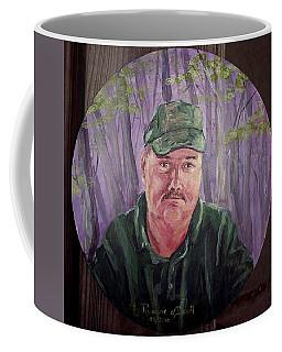 Kaki Clad Fellow Coffee Mug