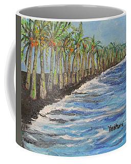 Kalapana Beach Coffee Mug