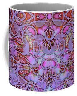 Kaleid Abstract Focus Coffee Mug