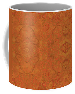 Kaleid Abstract Moroccan Coffee Mug