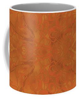 Kaleid Abstract Moroccan Coffee Mug