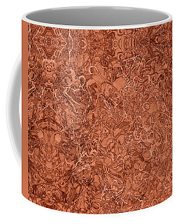 Kaleid Abstract Nest Coffee Mug