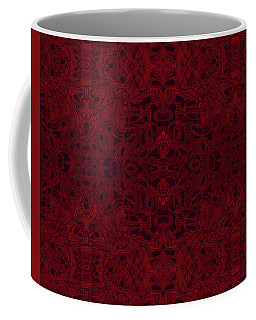 Kaleid Abstract Reverence Coffee Mug