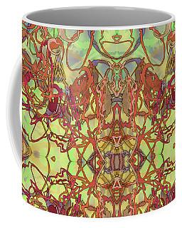 Kaleid Abstract Tapestry Coffee Mug