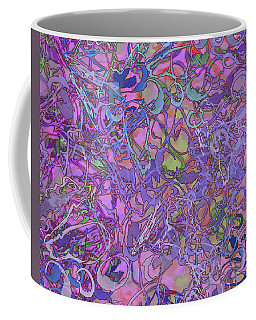 Kaleid Abstract Trip Coffee Mug