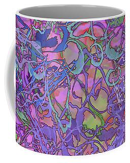 Kaleid Abstract Trip Coffee Mug