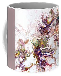 Kaleidescope Of Color Coffee Mug