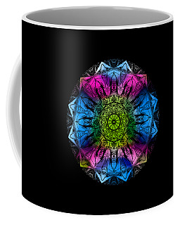 Kaleidoscope - Colorful Coffee Mug