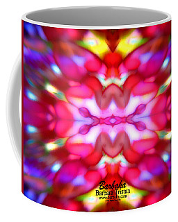 Coffee Mug featuring the photograph Kaleidoscope Wonder by Barbara Tristan