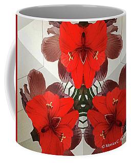 Kaleidoscope Mirror Effect M1 Coffee Mug