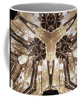Kaleidoscope Mirror Effect M12 Coffee Mug