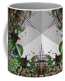 Kaleidoscope Mirror Effect M9 Coffee Mug