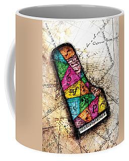 Kaleidoscope Sonata Coffee Mug