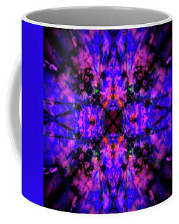 Kaleidoscope Star Coffee Mug