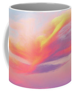 Kaleidscope Sunrise Coffee Mug