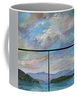 Kalispell Island Mt Coffee Mug