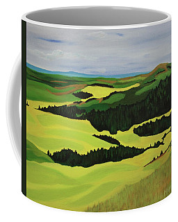 Kamiak Canola Coffee Mug