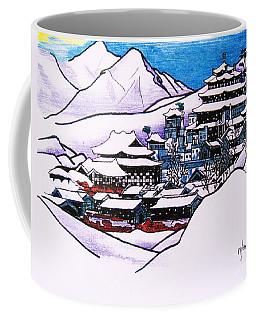 Kanazawa Winter Coffee Mug