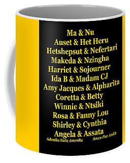 Kandaki Ma Coffee Mug