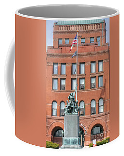 Kane County Courthouse Coffee Mug