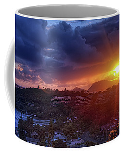 Kaneohe Sunrise Coffee Mug