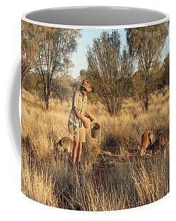 Kangaroo Sanctuary Coffee Mug