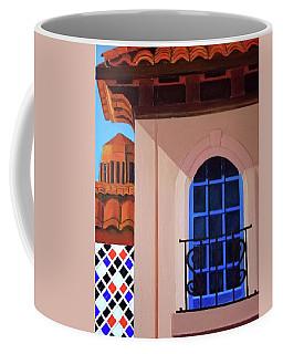 Kansas City Country Club Plaza Coffee Mug