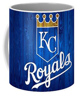 Kansas City Royals Barn Door Coffee Mug