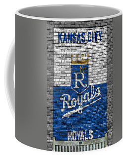 Kansas City Royals Brick Wall Coffee Mug