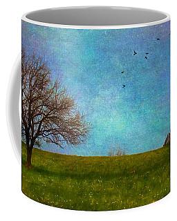 Kansas Early Spring Prairie Coffee Mug