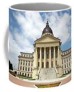 Kansas State Capitol Building Coffee Mug