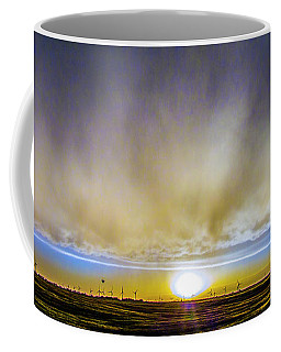 Kansas Storm Chase Bust Day 005 Coffee Mug