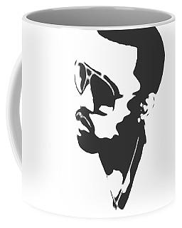 Kanye West Silhouette Coffee Mug