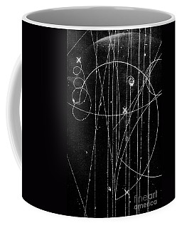 Kaon Proton Collision Coffee Mug