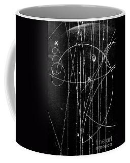 Kaon Proton Collision Coffee Mug by SPL and Photo Researchers