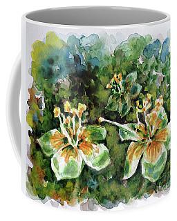 Kapok Flowers  Coffee Mug