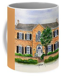 Kappa Alpha Theta Coffee Mug